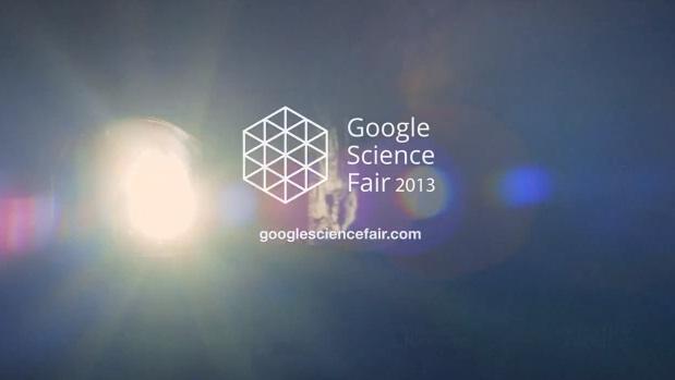 Google Science Fair 2013 Logo