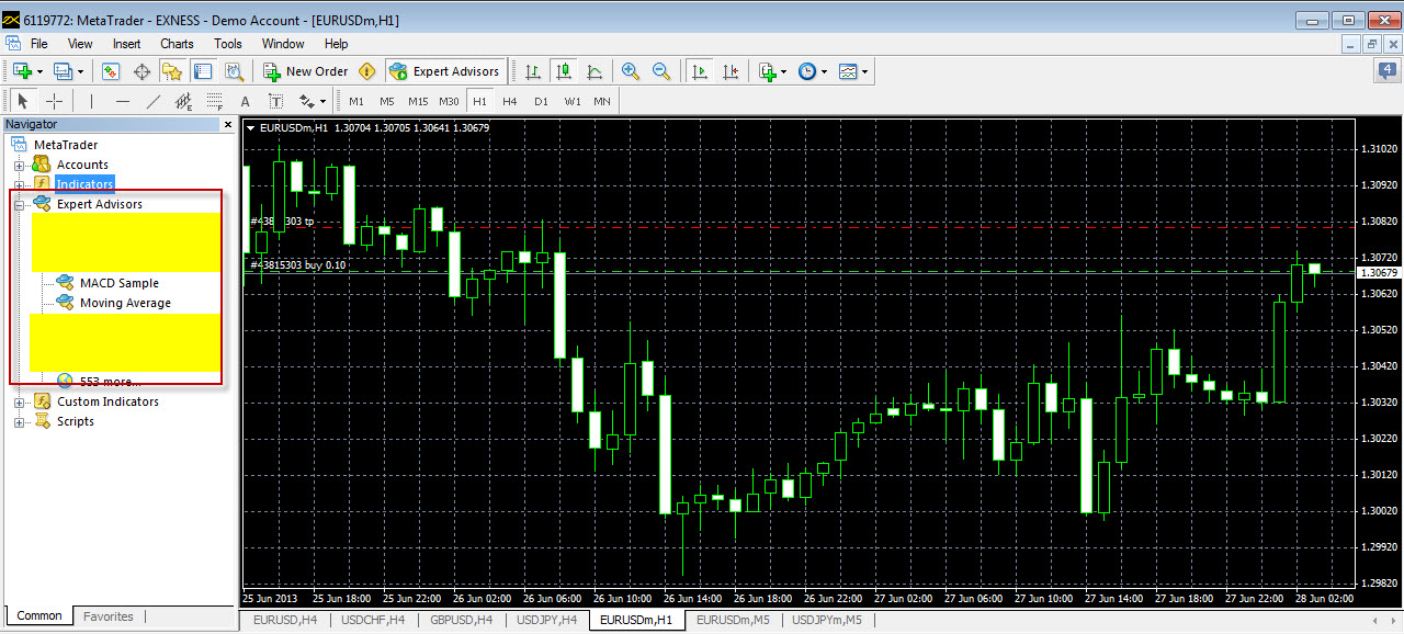 Forex ea lab review