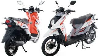 Varian Warna Yamaha TTX