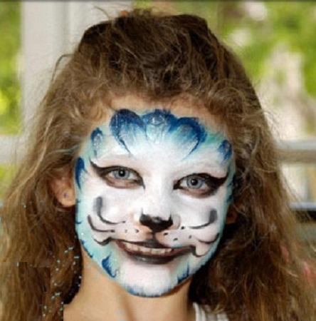 Caras pintadas de animales para niños - Imagui