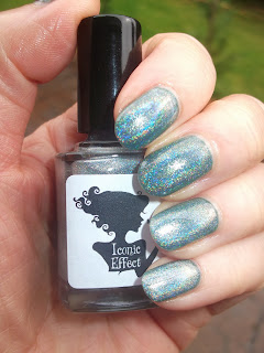 Iconic Effect Extreme Holographic top coat