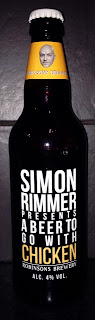 Simon Rimmer Presents A Beer To Go With Chicken (Robinsons)