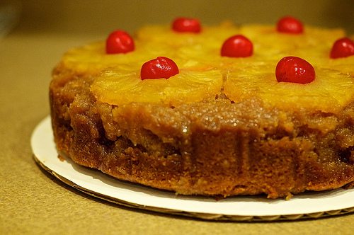 gâteau facile recette dessert rapide gateau facile à l'ananas