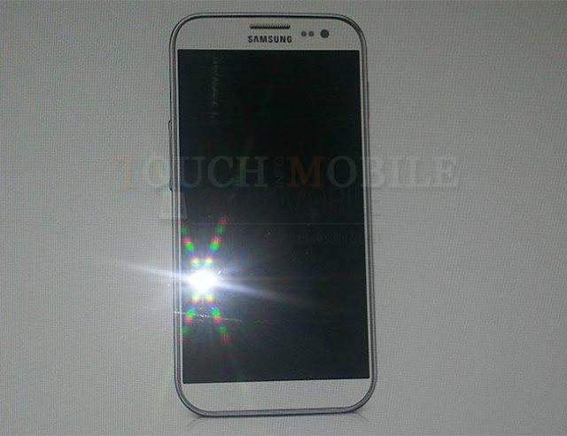 """Imagen """"filtrada"""" del Samsung Galaxy SIV"""