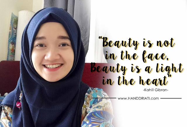 Apa sih definisi cantik itu?