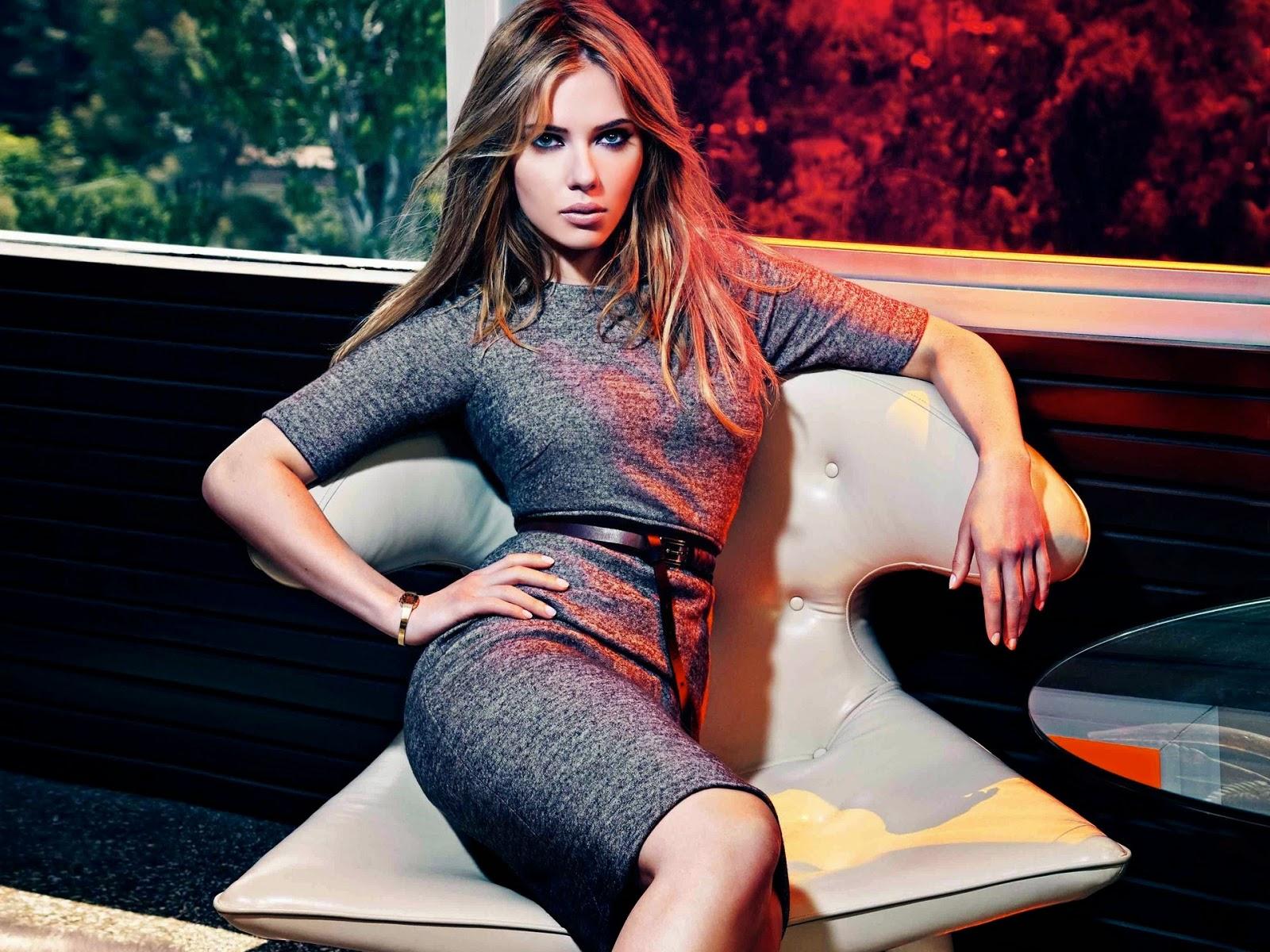 Hot Celebrity Scarlett Johansson Pictures