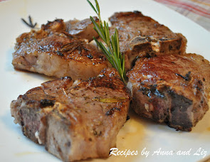 Easy Grilled Lamb Chops for EASTER!