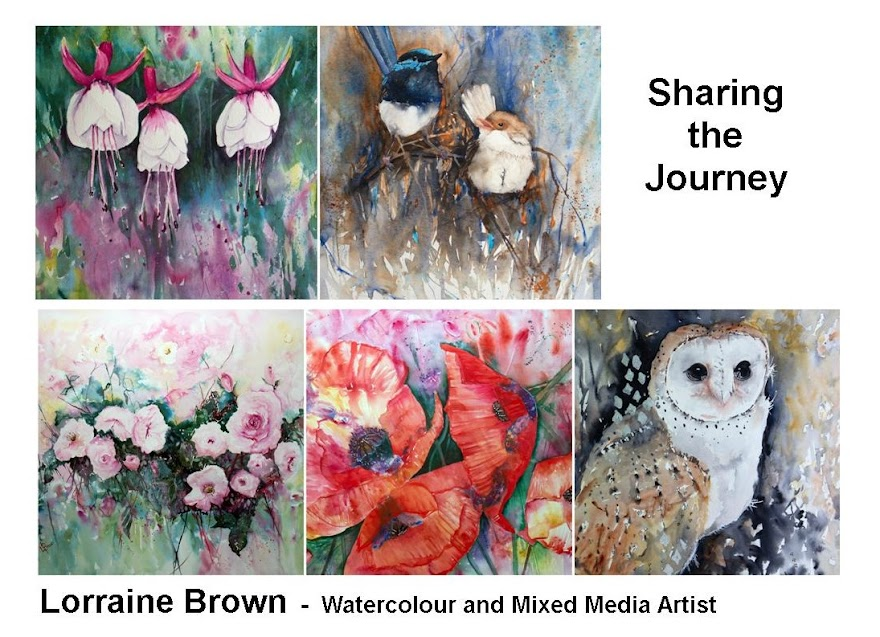 Lorraine Brown Watercolours