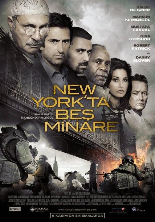 Pelicula   Five Minarets in New York 2010 online
