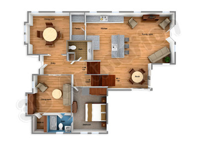 Interior House Plans India Style