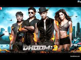 Dhoom 3 Full Hindi Movie Watch Online (2013)