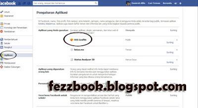 Cara Share semua artikle blog secara otomatis ke facebook