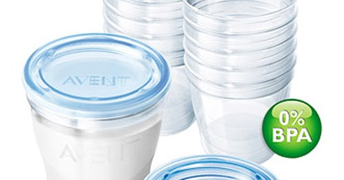 ... Breast Milk Storage Containers Starter Kit – Pre-sterilised Cups