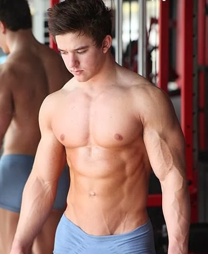 aesthetic muscle, bodybuilder, great abs, male fitness model, male model, muscle, Nathan Wilson, physique, ripped muscle, vascular muscle,