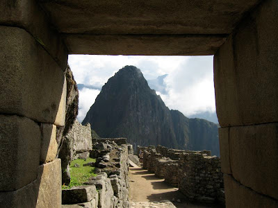 Machu Picchu City Walls, Peru