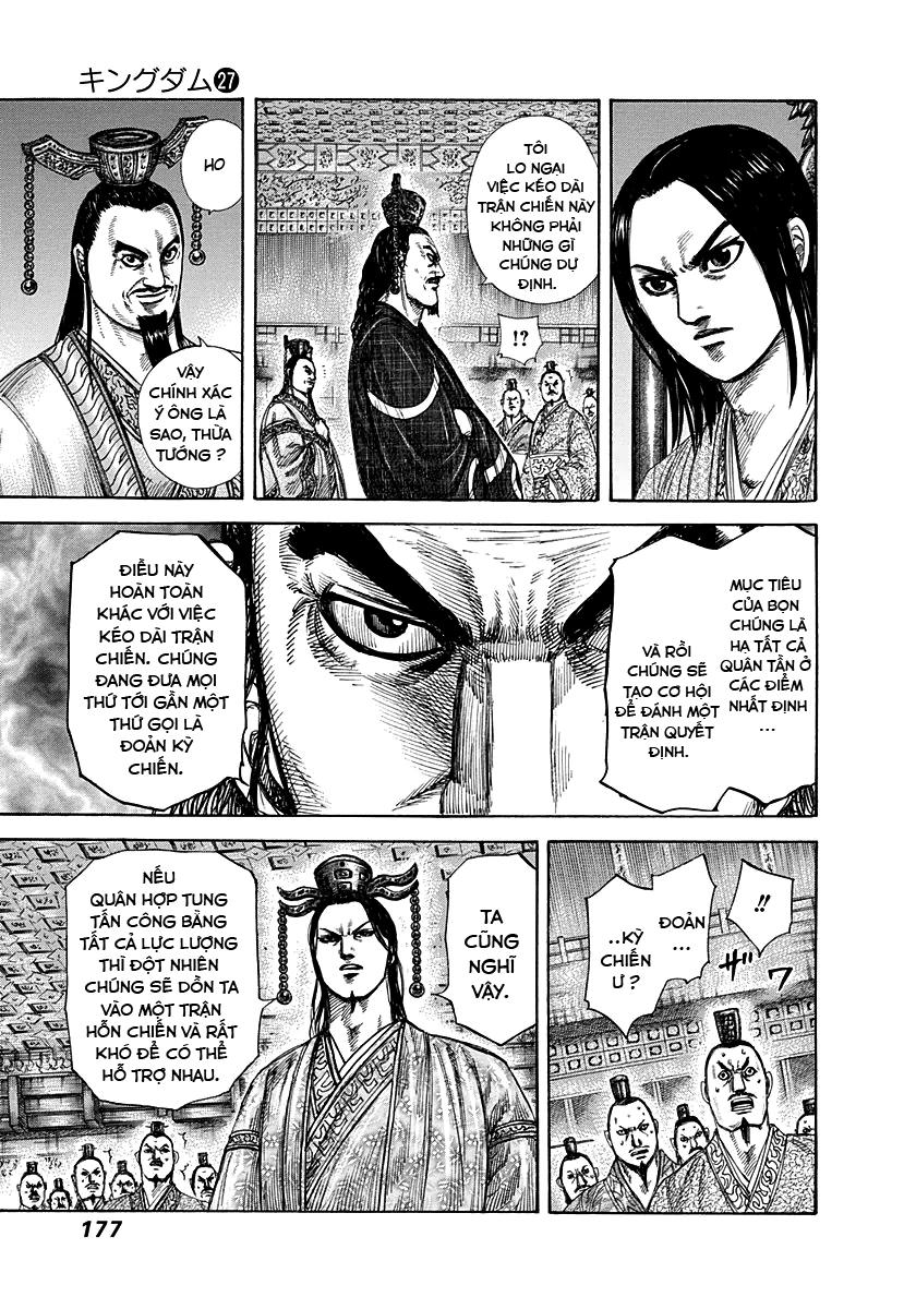 Kingdom – Vương Giả Thiên Hạ (Tổng Hợp) chap 293 page 9 - IZTruyenTranh.com
