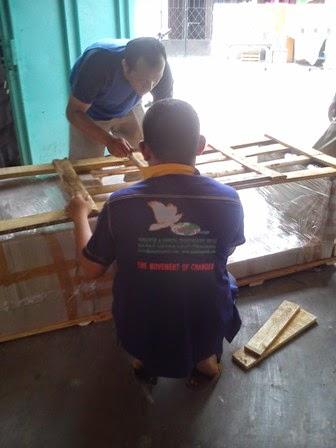 kirim barang Surabaya-Nangapinoh Kal-Bar