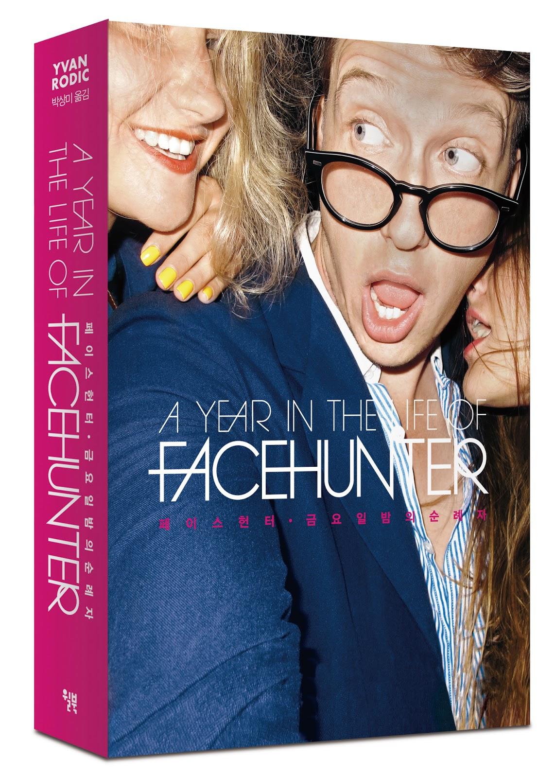 pics Facehunter: The Book