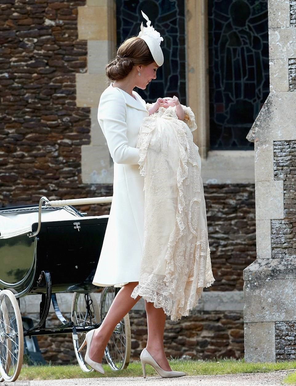 Princess Charlotte's Christening