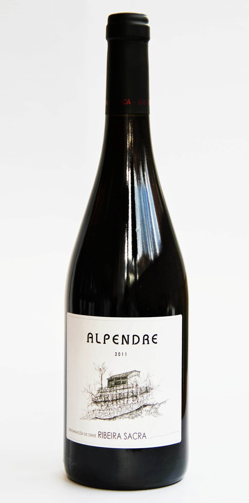 Alpendre 2011, D.o Ribeira Sacra