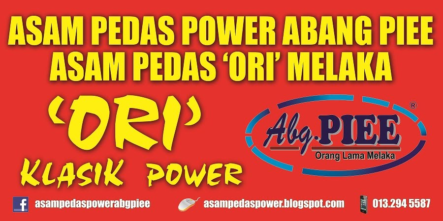 Asam Pedas Power Abang Piee