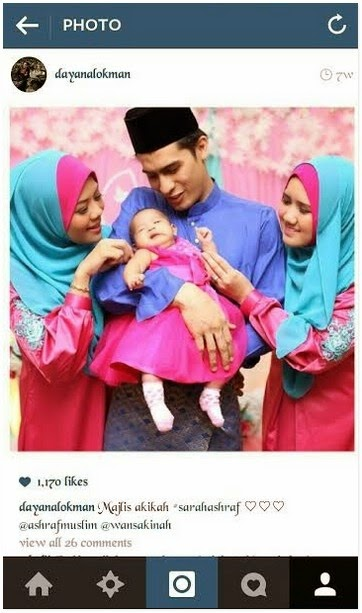 Cinta segi tiga muslim marriage