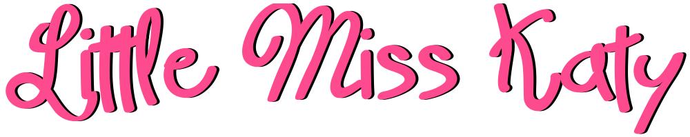 Little Miss Katy | UK Lifestyle and Fashion