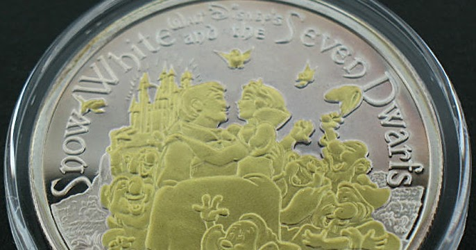 Filmic Light Snow White Archive Commemorative Coins