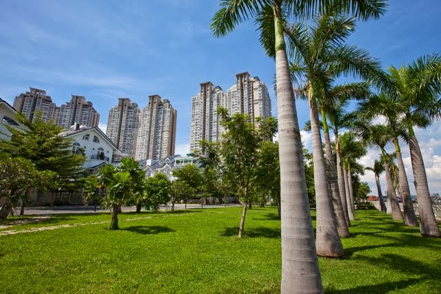 Saigon Pearl Condominium