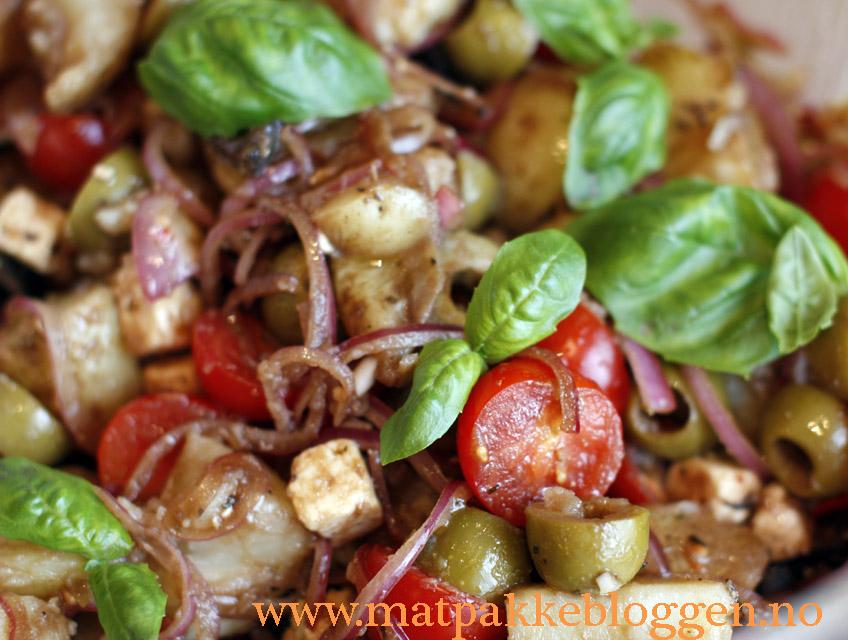 potetsalat uten rømme