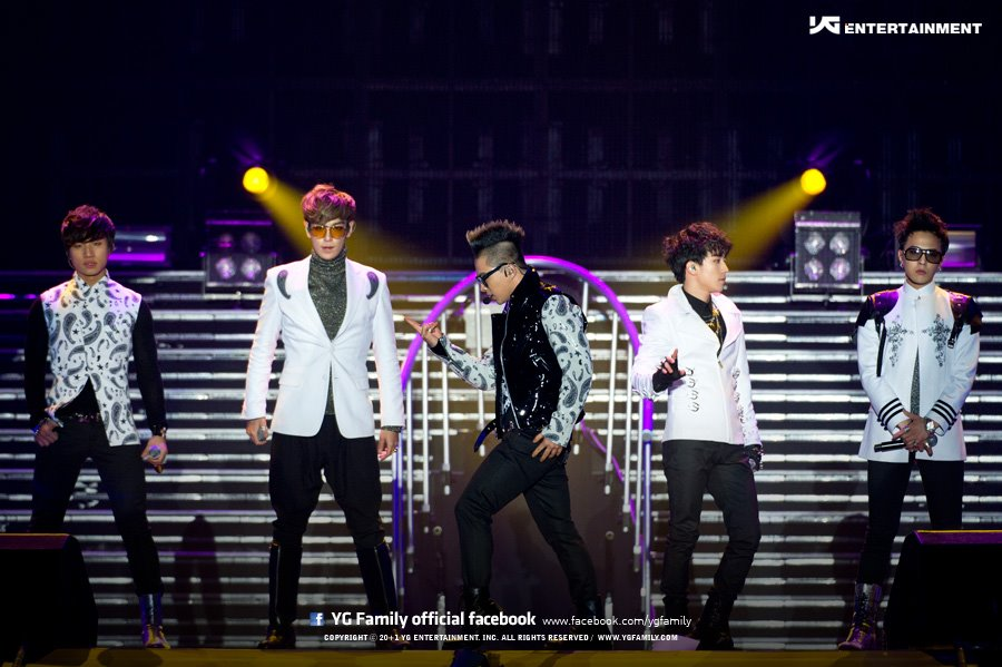 Yg Family Concert 2012