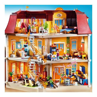 Qu arte quillo nuevo proyecto para 4 epv welcome to 4 eso 39 s home - Gran casa de munecas playmobil ...