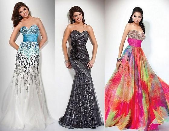 Ce rochii de ocazie se poarta de Revelion 2012?