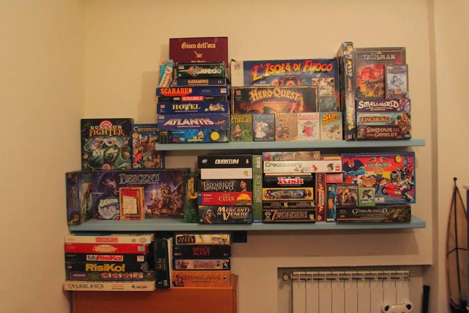 Il gioco da tavolo in evoluzione giocomagazzino la lega del ludo - Talisman gioco da tavolo ...