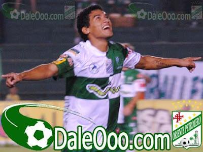 Oriente Petrolero - Alcides Peña Jimenez - Club Oriente Petrolero