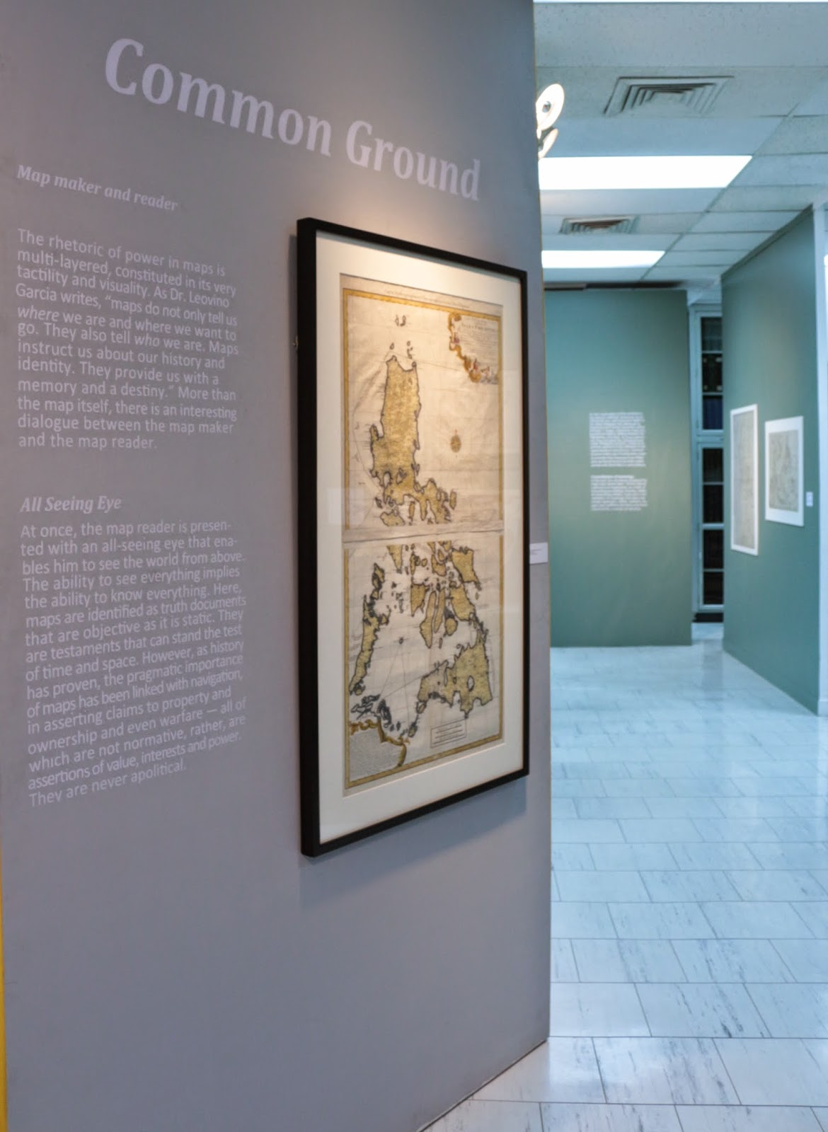 common ground a highlight of 21 antiquarian maps
