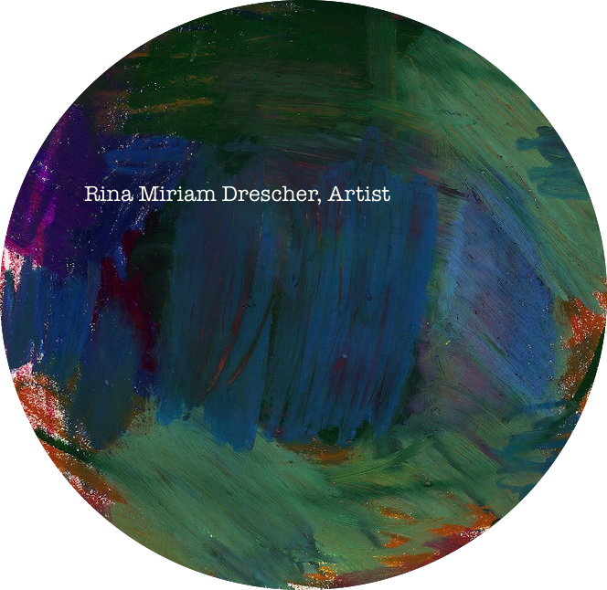 Paintings & Drawings by Rina Miriam Drescher, Artist