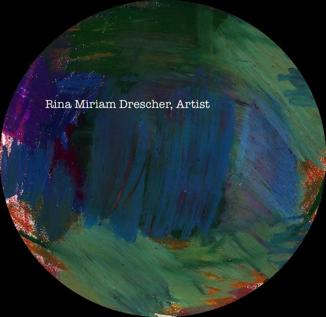 Paintings & Drawings by Rina Miriam Drescher, Artist