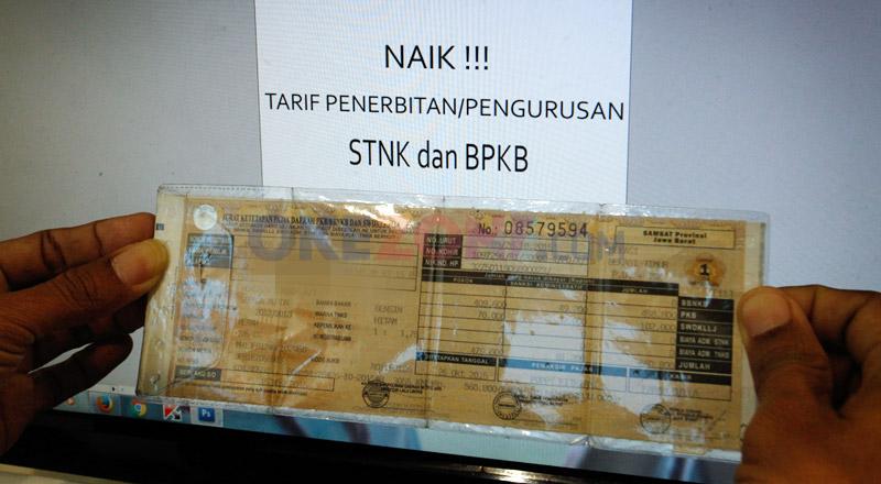 """DPRD Medan, Sabar : Tarif STNK Naik Perlu Ditinjau Ulang, """"Ada Pengecualian"""""""