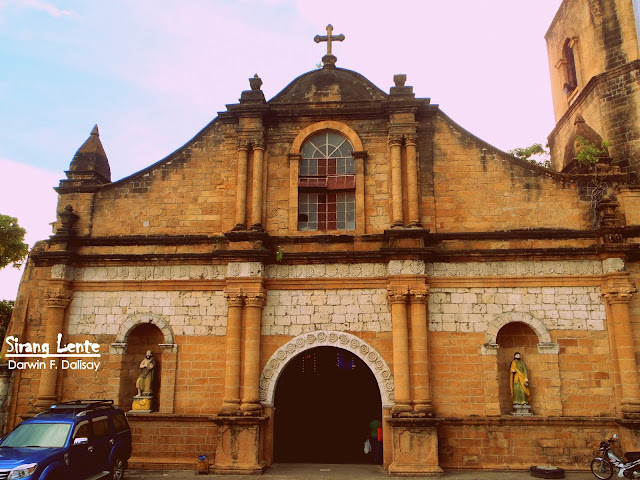 Guimbal Church Facade