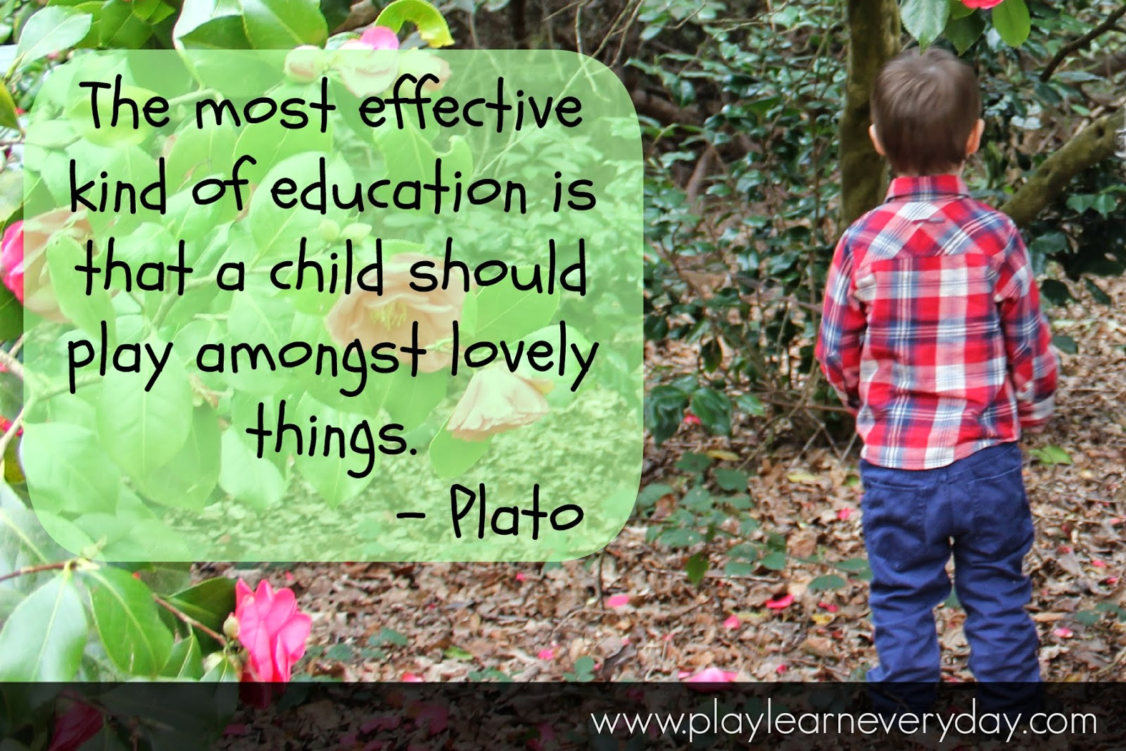 play and learning in childrens education Play has been an important part of teacher preparation in early childhood  education because preschool and primary children learn through.