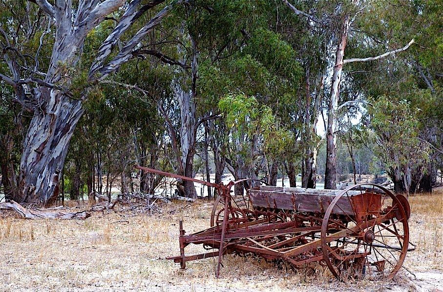 Old Seeder