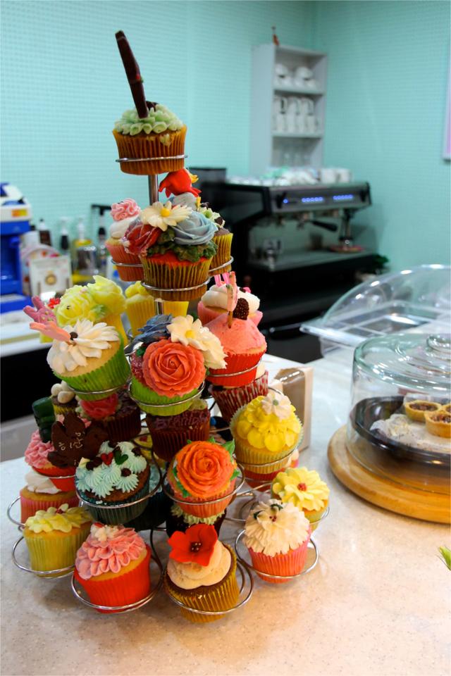 korean cupcakes