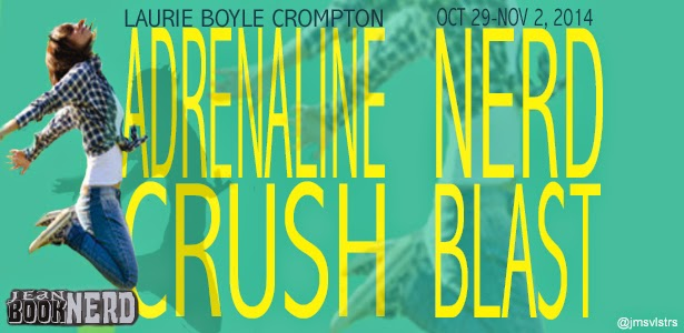 ADRENALINE CRUSH Nerd Blast & Giveaway