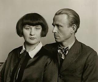Martha Koch y Otto Dix