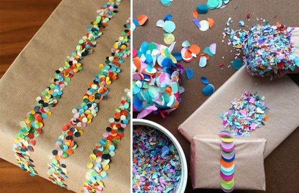 Как сделать подарок из подручных материалов