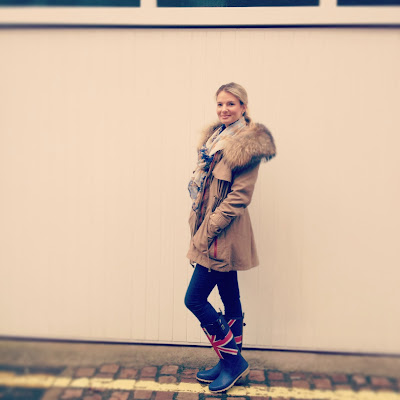 Minusey, Gap, winter coat