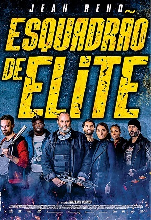 Esquadrão de Elite Blu-Ray Filmes Torrent Download capa