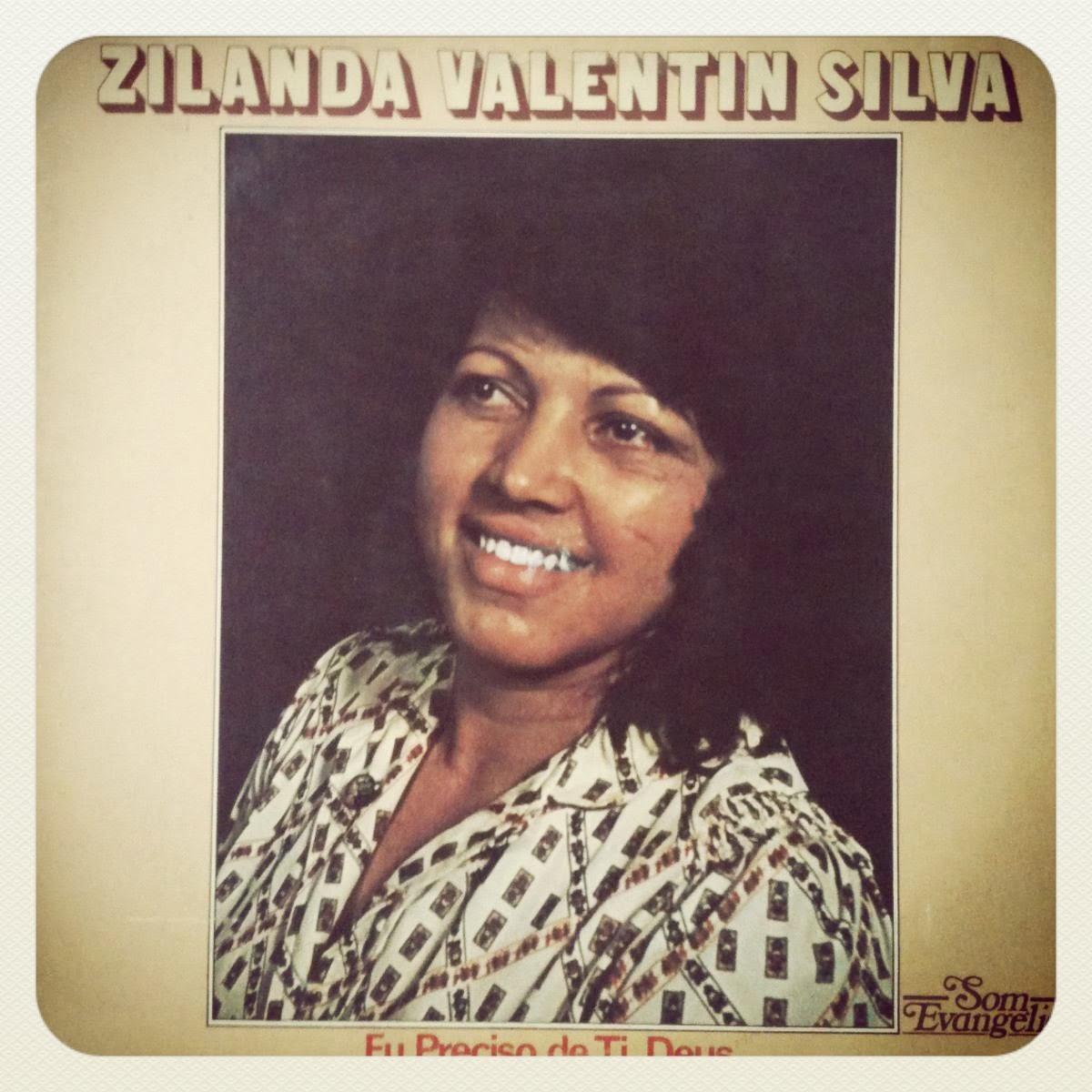 Zilanda Valentim - Eu preciso de Ti Deus