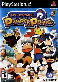 Free Downlaod Games Ape Escape Pumped & Primed iso untuk komputer full version zgaspc